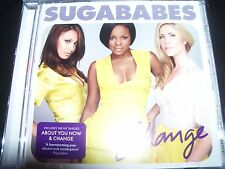 Sugababes Change (Australia) ft About You Now My love Is Pink CD - NEW