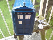 Doctor Who Tardis Mini Fridge With Sound Effects and Light Fully Working REDUCED