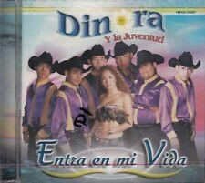 Dinora y La Juventud Entra En Mi Vida CD New Sealed