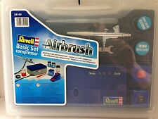 +++ Revell 39199 Airbrush Basic Set mit Kompressor 39199