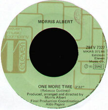 MORRIS ALBERT - I Look At The Sun / One More Time