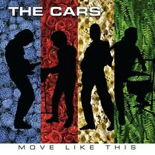 CARS - MOVE LIKE THIS - CD  NUOVO