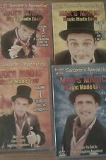 Maxs Magic Vol 1 2 3 4 - dvds new