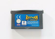 Game / Juego Rayman 10th Anniversary Nintendo Game Boy Advance (Eur) (GBA)