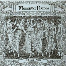 Mediaeval baebes-salva nos CD 16 tracks scottish folk/pop NEUF