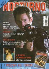 rivista NOCTURNO CINEMA ANNO 2005 NUMERO 40 THE KING