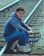 ACTOR C THOMAS HOWELL SIGNED THE OUTSIDERS 8X10 PHOTO A W/COA PONYBOY CURTIS