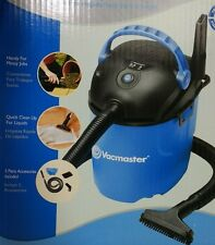 Vacmaster Portable Wet Dry Vacuum Cleaner Vac Blower Car Auto Shop Small NEW