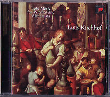 ANC Music for Witches and Alchemists Lutz Kirchhof CD Holborne Mylius Vallet