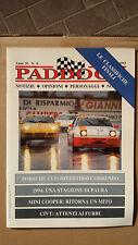 Rivista PADDOCK  anno II n.8 Novembre 1993  pagine 50  Perfetto  Edicola