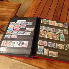 France complete year set 1970 MNH 42 stamps