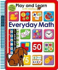 Play and Learn with Wallace Ser.: Play and Learn with Wallace: Everyday Math...