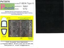Model Maker 1/72 NORTHROP F-5E F-5N TIGER II Paint Mask Set