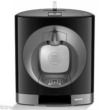 Krups KP1108 Nescafe Dolce Gusto Oblo Coffee Capsule Machine in Black