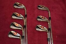 Taylormade R11 iron set 5-AW KBS 90 Stiff steel shaft RH Mens (7 club) Excellent