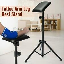 Portable Adjustable Tattoo Arm Leg Rest Chair Supply Studio Salon Tripod Stand
