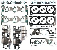 VICTOR MLS Head Gasket Set for Buick Chevy Pontiac Saturn 3.5 3.9 OHV V6 2006-11