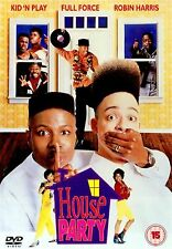 HOUSE PARTY (2007) Christopher Reid, Robin Harris, Tisha NEW SEALED UK R2 DVD