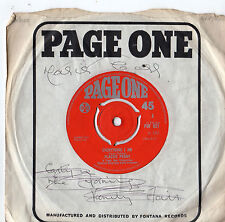 "Plastic Penny - Evertthing I Am 7"" Single 1967"