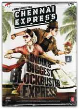 CHENNAI EXPRESS 2 DISC COLLECTORS EDITION - BOLLYWOOD ORIGINAL DVD - FREE POST
