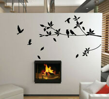 Removable Vinyl Wall Sticker Decal mural DIY Art Stick Decor Quote Tree Bird