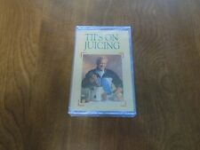 New/Sealed TIPS ON JUICING 1995 Cassette Tape