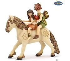 Elfenkinder con Pony (claro) 11 cm Papo decir y cuentos de hadas 39011 ejecución a