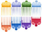 Wahl Professional 8-Pack Color Coded Cutting Guide Organizer Tray 1/8-1 3170-400