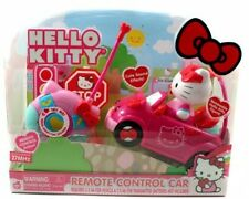 Jada Toys Hello Kitty RC Pink Remote Control Car
