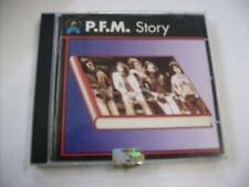 PREMIATA FORNERIA MARCONI - P.F.M. STORY - CD EXCELLENT CONDITION 1995