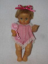 "Vintage 8"" Ideal Teary Deary Baby Doll"