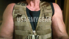 10 New USMC Fighting Load Carrier Molle Marpat Vest FLC Coyote Brown Marine Army