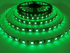 5M Black PCB 5050 300led Strip Light car DRL DIY tape lamp Waterproof IP65 DC12V