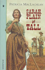 Sarah, Plain and Tall (Storybooks), MacLachlan, Patricia, Good Condition Book, I