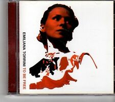 (FK790) Emiliana Torrini, To Be Free - 2001 CD