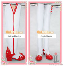 Gurren Lagann Yoko Littner Boot Party Shoes Cosplay Boots Custom-made
