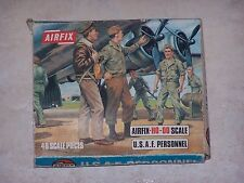 Figurines AIRFIX HO/00 U.S.A.F PERSONNEL