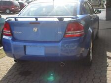JSP 368003 Dodge Avenger Rear Spoiler Primed 2008-2014 Factory Style