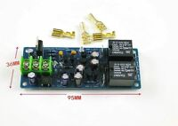 Assembled LJM Audio stereo speaker protection board