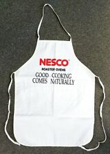 Apron Crowd Specialties NESCO Roaster Ovens Good Cooking Comes Naturally Natural