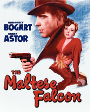 THE MALTESE FALCON Movie POSTER 27x40 G Humphrey Bogart Mary Astor Peter Lorre