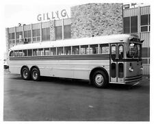 1969 1970 ? Gillig School Bus Factory Photo u8871-4L76GI