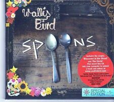 (EI805) Wallis Bird, Spoons - 2007 Sp Ed CD