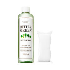 [SKINFOOD] Bitter Green Toner & Mask - 300ml