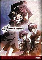EF: A TALE OF MEMORIES COMPLETE COLLECTION - DVD - Region 1 - Sealed