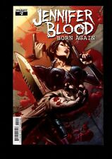 JENNIFER BLOOD <BORN AGAIN> US DYNAMITE COMIC VOL.1 # 2/'14