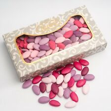 SPRING SHADES Pink Chocolate Dragees Luxury Wedding Favour Sweets