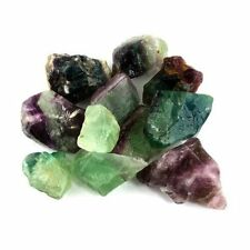 3lb Bulk Crystals Natural Rough Raw Fluorite Stones Specimen from China
