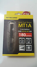 Nitecore MT1A Cree XP-G R5 Multi-Task 4-Mode LED AA  Flashlight 180 Lumens