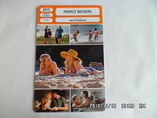 CARTE FICHE CINEMA 2013 PERFECT MOTHERS Naomi Watts Robin Wright Xavier Samuel